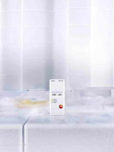 Temperatur-Datenlogger testo 184 T4 Messgröße Temperatur -80 bis +70 °C Kalibriert nach Werksstandard (ohne Zert