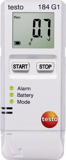 testo 184 G1 Multi-Datenlogger Messgröße Temperatur, Luftfeuchtigkeit, Vibration/Beschleunigung -20 bis +70 °C 0 bis 100