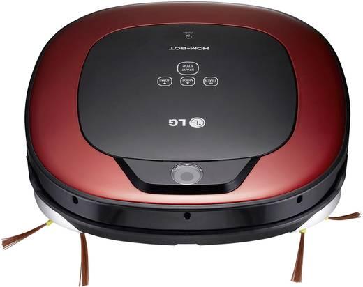 Saugroboter LG Electronics VR6260LV Italien-Rot