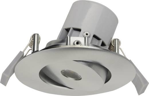 JEDI Lighting Integra JE12617 LED-Einbauleuchte 7 W Warm-Weiß Aluminium (gebürstet)