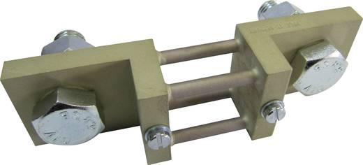 Messshunt Weigel 60 mV/500 A Messstrom 500 A Spannungsabfall (num) 60 mV DIN Shunt 500 A