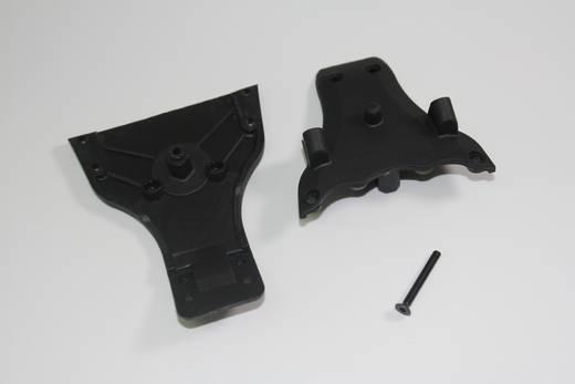 Ersatzteil Team C T02147 Chassisplatte vorn - Upgrade Set