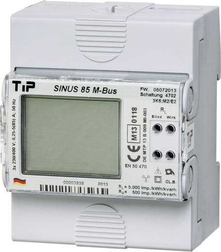 Drehstromzähler digital MID-konform: Ja TIP SINUS 85 M-BUS