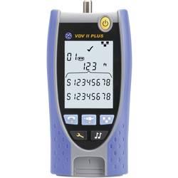 Tester inštalácie dátových, zvukových a video káblov IDEAL Networks VDV II PLUS, R158002