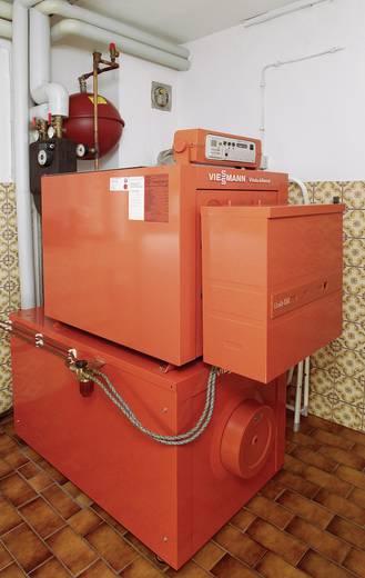 VOLTCRAFT DOM-100 Öl-Verbrauchsanzeige DOM-100 kg oder Liter Einbaumaße 68 x 34 mm