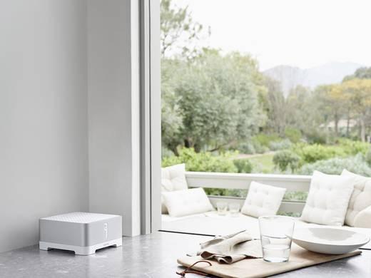 Multiroom Komponente Sonos CONNECT AMP WLAN, LAN Weiß, Silber