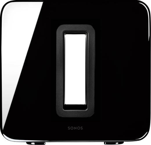 Multiroom Lautsprecher Sonos SUB Subwoofer WLAN, LAN Schwarz
