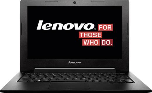 "Lenovo Ideapad S20-30 Netbook 29.5 cm (11.6"") Schwarz (Exklusiv bei Conrad)"