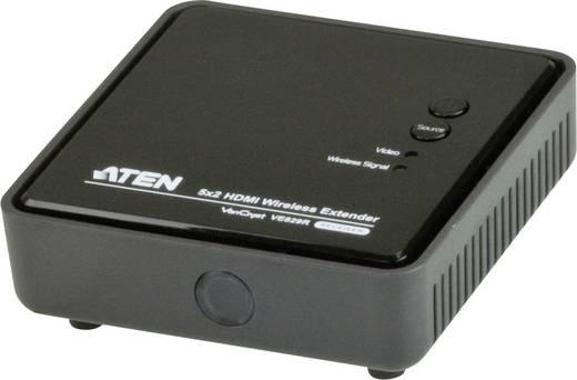 HDMI-Funkübertragung (Set) ATEN VE829 30 m 5 GHz 1920 x 1080 Pixel integrierter Matrix-Splitter