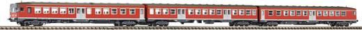 Piko N 40262 N Dieseltriebwagen BR 624 3teilige Grundeinheit der DB AG
