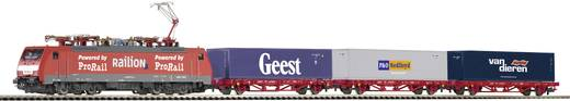 Piko H0 97908 H0 Start-Set Containerzug der NS
