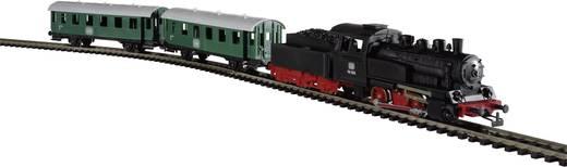 Piko H0 57091 H0 myTrain® Start-Set Personenzug mit Dampflok der DB