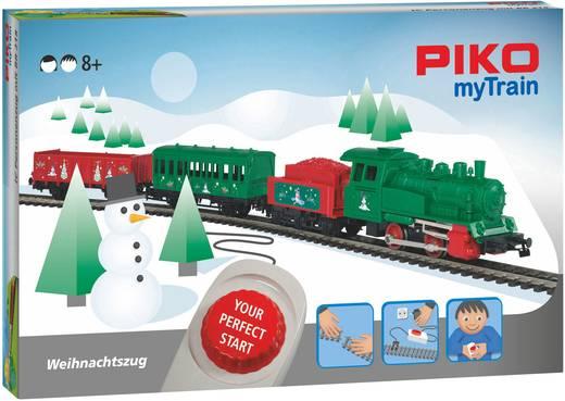 Piko H0 57093 H0 myTrain® Start-Set Weihnachten mit Dampflok