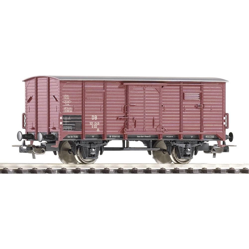 Piko H0 54704 H0 overdekte goederenwagen van de DB