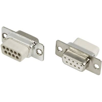 D-SUB Buchsenleiste 180 ° Polzahl: 9 Crimpen MH Connectors MHDBC09SS-NW 1 St. Preisvergleich
