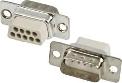 SUB-D mâle à picots 25 pôles MH Connectors MHDBC25SP-NW 180 ° à sertir 1 pc(s)