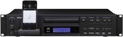 DJ Einzel CD Player 19 Zoll Tascam CD-200iL