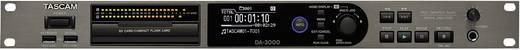 Audio-Recorder Tascam DA-3000 Schwarz-Grau
