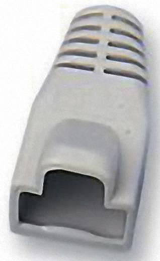 RJ45-Knickschutztülle MHRJ45SRB-LG Hellgrau MH Connectors 6510-0100-01 1 St.