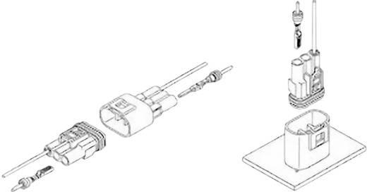 IP67-Steckverbinder Pole: 2 10 A 570-002-000-100 EDAC 1 St.