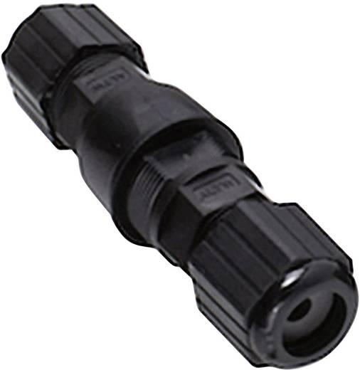 Sensor-/Aktor-Einbausteckverbinder Doppelkupplung Amphenol LTW 2611-0701-02 RDP-00PFFA--SLM7001 1 St.