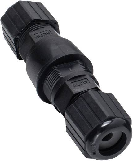 Sensor-/Aktor-Einbausteckverbinder Buchse, gerade Amphenol LTW 2611-0701-03 RDP-00BFFA-SLM7001 1 St.