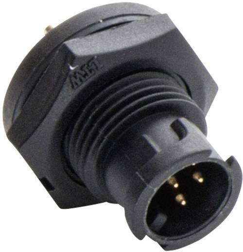 Miniatur-Rundsteckverbinder Pole: 4 2650-0001-03 Amphenol LTW 1 St.