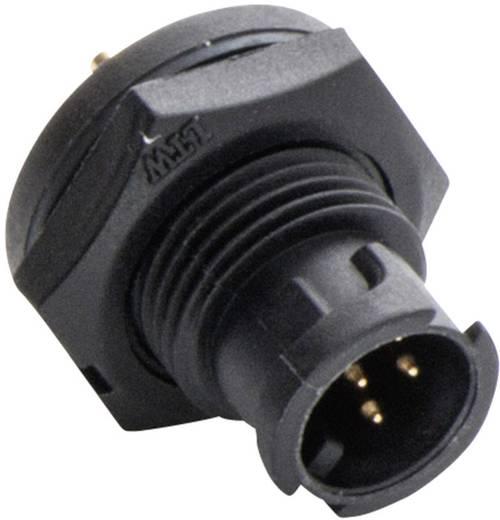Miniatur-Rundsteckverbinder Pole: 6 2650-0001-06 Amphenol LTW 1 St.
