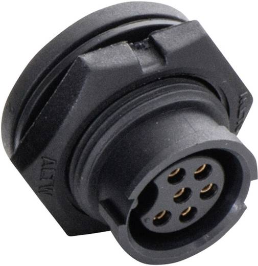 Amphenol LTW 2660-0033-01 Rundstecker Stecker, Einbau vertikal Serie (Rundsteckverbinder): BD Gesamtpolzahl: 4 1 St.