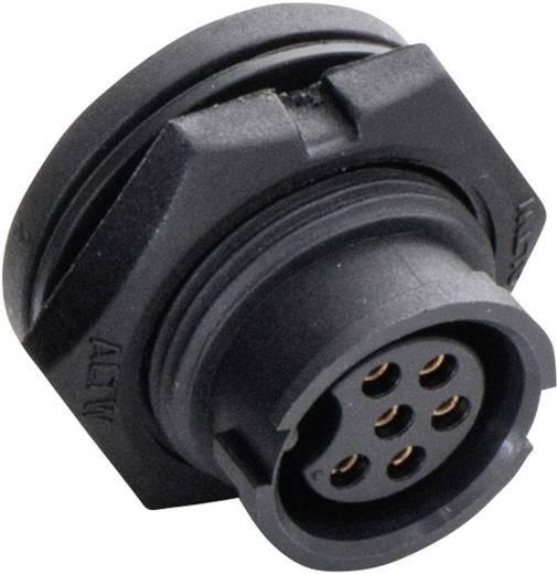 Rundstecker Stecker, Einbau vertikal Serie (Rundsteckverbinder): BD Gesamtpolzahl: 6 2660-0035-01 Amphenol LTW 1 St.