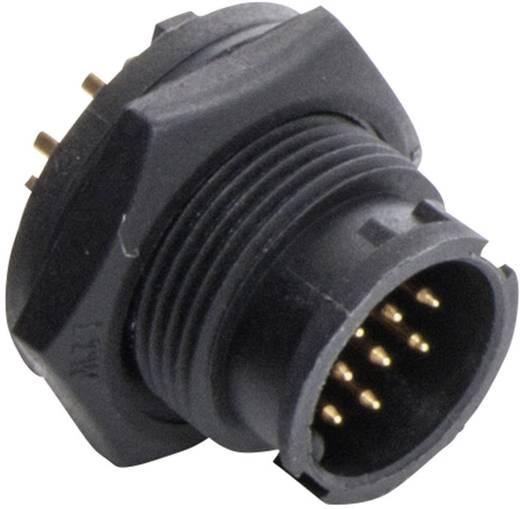 Rundstecker Stecker, Einbau vertikal Serie (Rundsteckverbinder): BD Gesamtpolzahl: 10 2660-0013-01 Amphenol LTW 1 St.