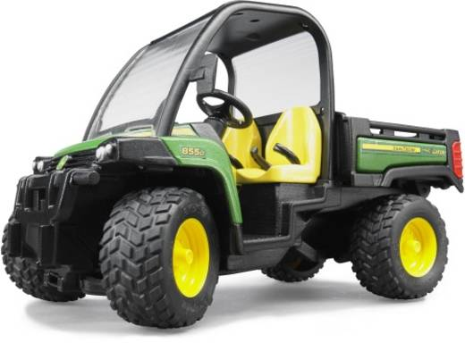 Bruder John Deere Gator 8550 ohne Fahrer