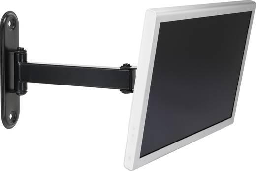 """SpeaKa Professional Monitor-Halterung mit 1 Arm 25,4 cm (10"""") - 81,3 cm (32"""") Schwarz"""