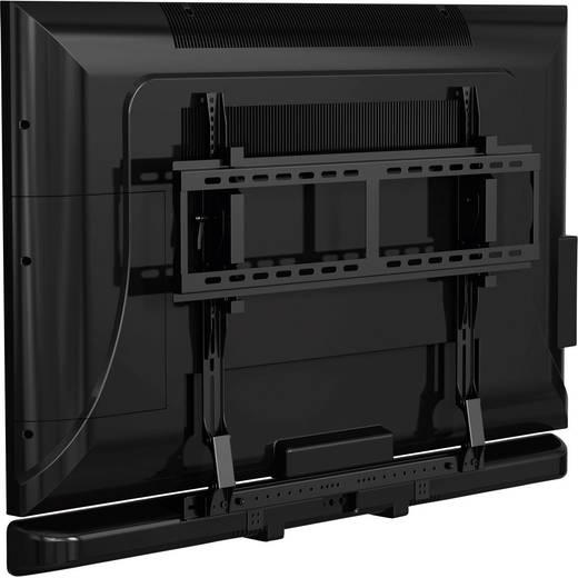 Soundbar-Halterung Neigbar+Schwenkbar SpeaKa Professional Soundbar Schwarz 1 St.