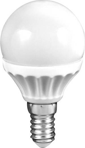 LED E14 Tropfenform 3 W = 25 W Warmweiß (Ø x L) 45 mm x 74 mm EEK: A+ Müller Licht 1 St.