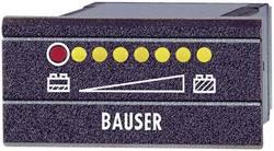 Panelový kontrolér pro trakční baterie Bauser 828, 24 V/DC