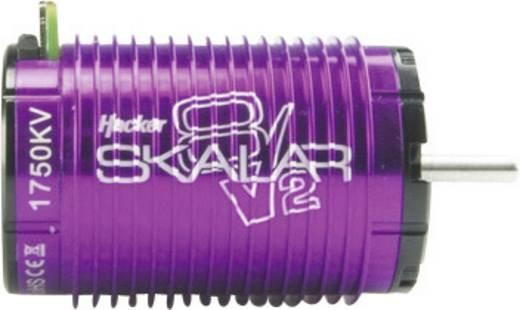 Automodell Brushless Elektromotor Skalar 8-V2 Hacker kV (U/min pro Volt): 1800