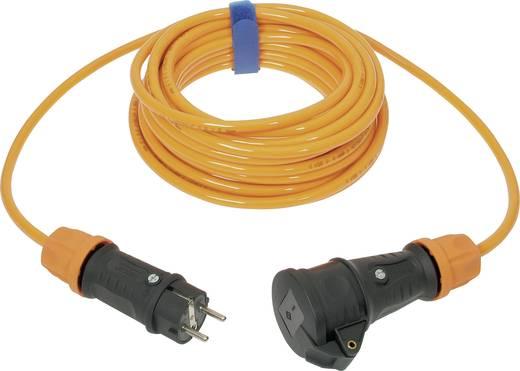 SIROX 649.025.17 Strom Verlängerungskabel 16 A Orange 25 m