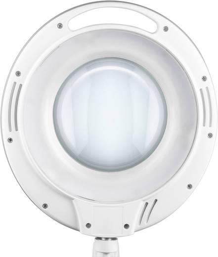 SMD-LED Lupenleuchte FixPoint 45273 Vergrößerungsfaktor: 1,75 Lupen-Durchmesser: 125 mm Arbeits-Radius: 70 cm