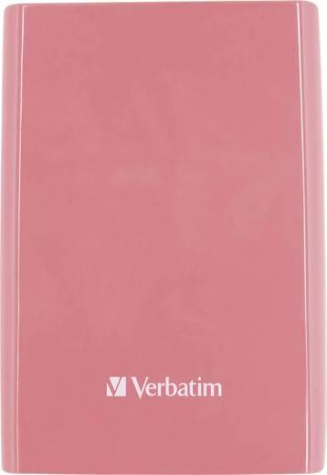 Externe Festplatte 6.35 cm (2.5 Zoll) 1 TB Verbatim Store´n´Go Pink USB 3.0