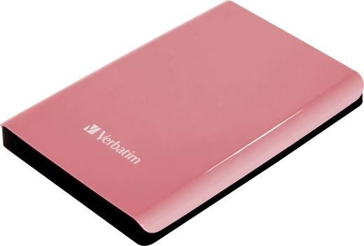 Verbatim Store´n´Go Externe Festplatte 6.35 cm (2.5 Zoll) 1 TB Pink USB 3.0