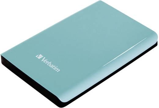 Externe Festplatte 6.35 cm (2.5 Zoll) 1 TB Verbatim Store´n´Go Grün USB 3.0