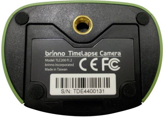 Zeitraffer-Kamera Brinno Baustellen Kamera BCC100 Wasserfest, Staubgeschützt, Stoßfest