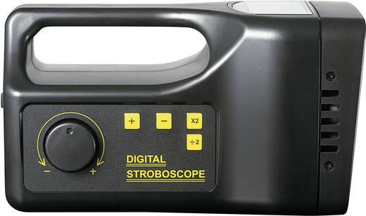 VOLTCRAFT DS-02 Industrie-Stroboskop 60 - 32 000 U/min ISO