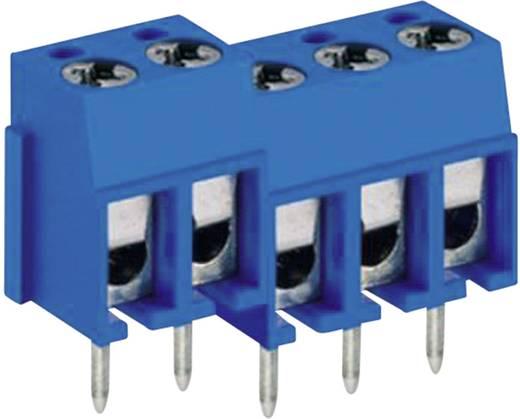 Schraubklemmblock 2.50 mm² Polzahl 2 MA522-500M02 DECA Blau 1 St.