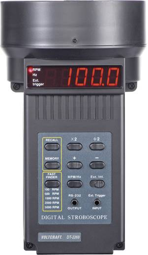Industrie-Stroboskop VOLTCRAFT DT-2269 Werksstandard (ohne Zertifikat)