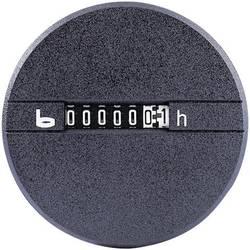 Image of Bauser 266.2/008-022-0-1-001 DC-Betriebsstundenzähler rund