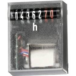 Počítadlo provozních hodin Kübler HK 07.90, 4,5 - 35 V/DC, 29 x 36 mm