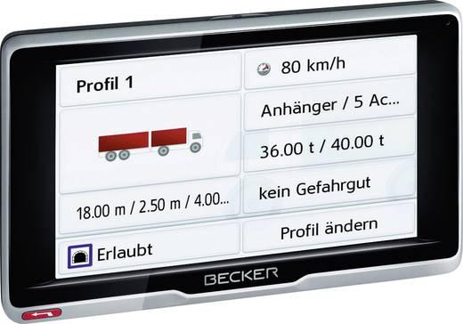 Becker transit.5 LMU LKW-Navi 12.7 cm 5 Zoll Europa