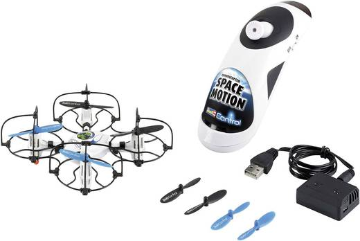 Revell Control Quad Copter Space Motion Quadrocopter RtF